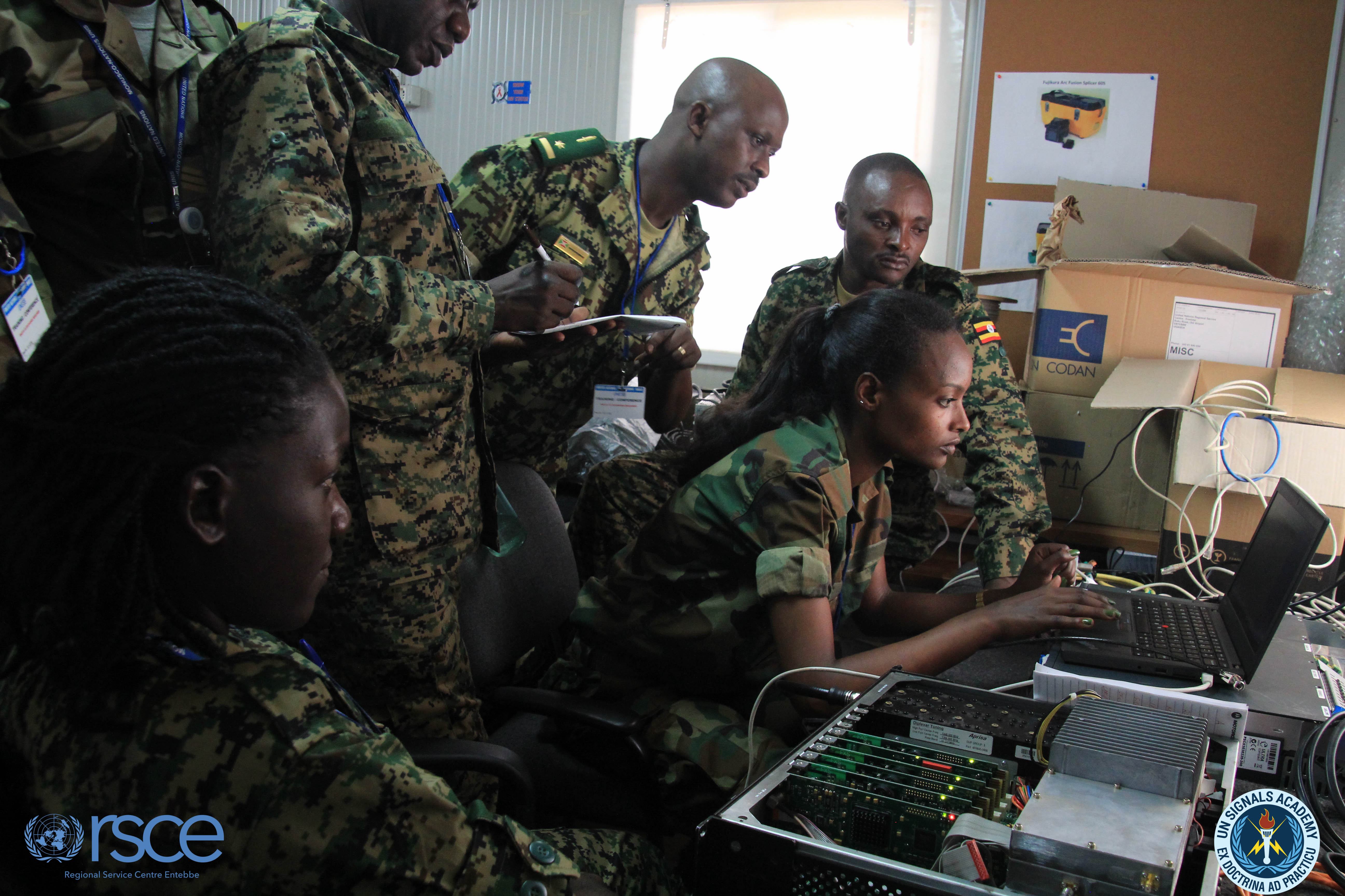 ICT Training of Trainers (2019) Regional Service Centre-Entebbe