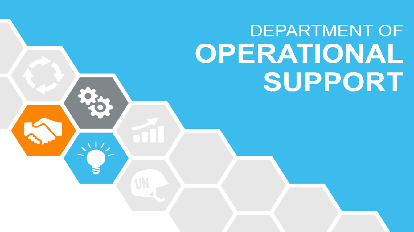 department of operational support