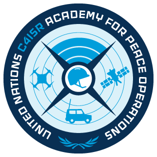 UN C4ISR Academy for Peace Operations Logo